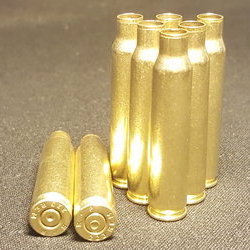 .223 REM R-P Certified Once-Fired Brass 2500+