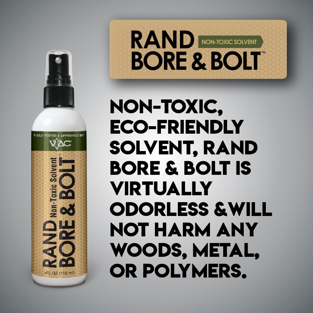 RAND Bore & Bolt - Non-Toxic Solvent 4 oz.