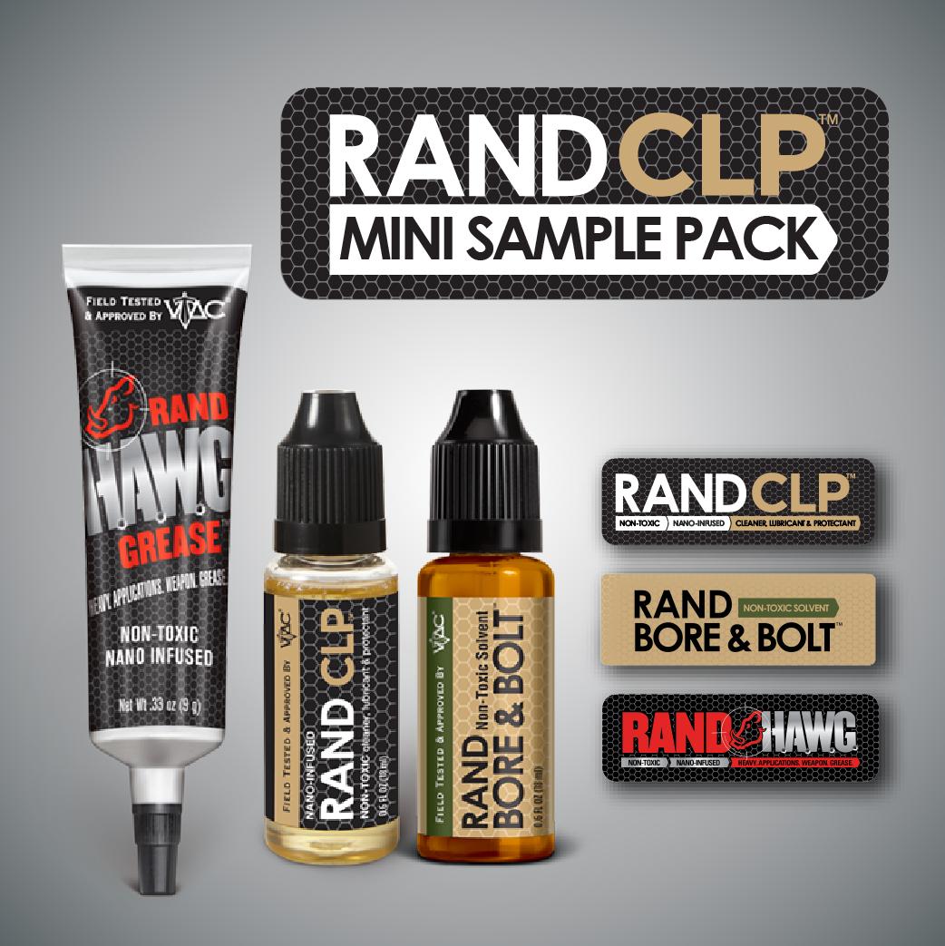 RAND Mini Sample Pack
