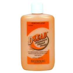 D-Lead Abrasive Hand Soap 8 oz.