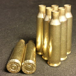 .22-250 REM R-P Certified Once-Fired Brass 100+