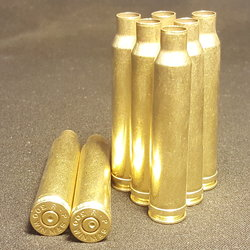 .300 WIN MAG R-P Certified Once-Fired Brass 100+