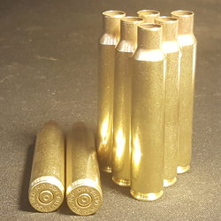 .338 REM ULTRA MAG R-P Certified Once-Fired Brass 25 ct.