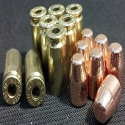.40 S&W Processed + .40SW/10MM CAL 180 GR FP Projectiles COMBO 500+