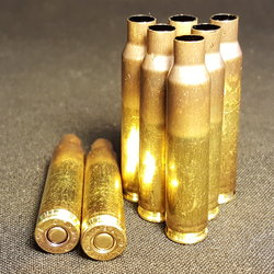 5.56 L.C. Factory Primed Brass 500+