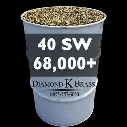 .40 S&W 55 GAL. 68,000+