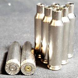 6.5mm CREEDMOOR NICKEL - 25 ct.