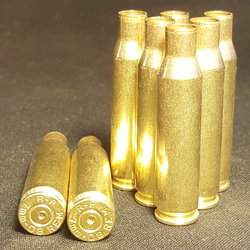7MM-08 REM R-P Certified Once-Fired Brass 100+
