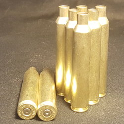 7MM REM ULTRA MAG R-P Certified Once-Fired Brass 25+