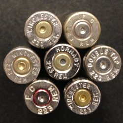 .223 REM Commercial NICKEL - 500+