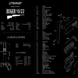 Rifle/Shotgun TEKMAT