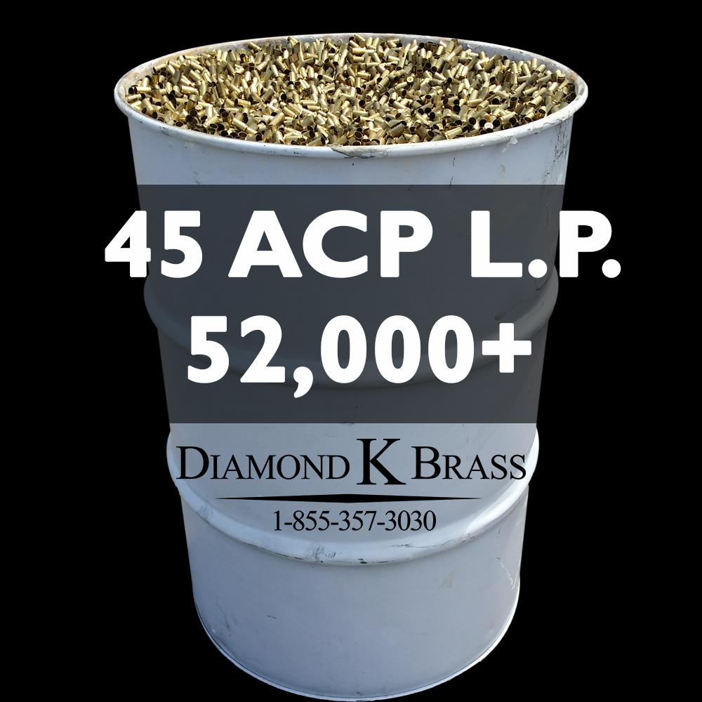 .45 ACP LARGE PRIMER 55 GAL. 52,000+