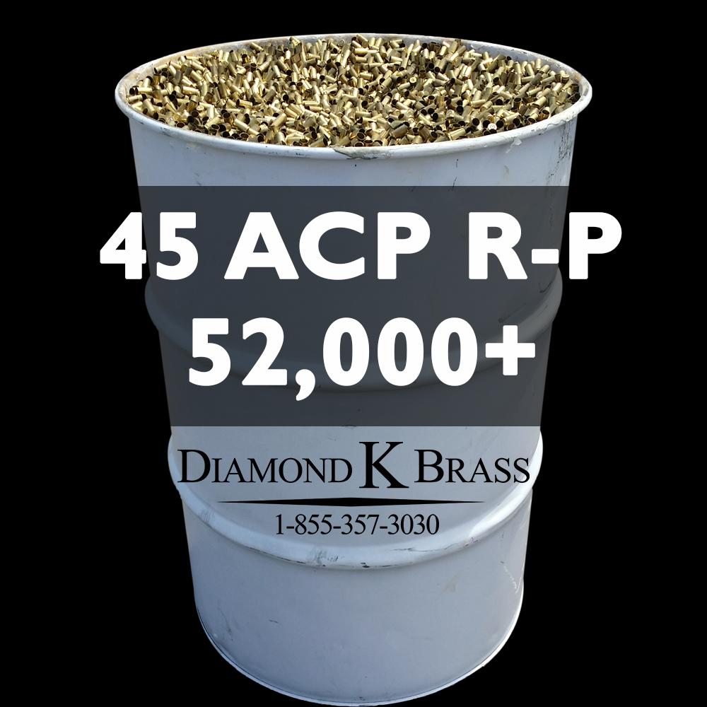 .45 ACP R-P 55 Gal. 52,000+