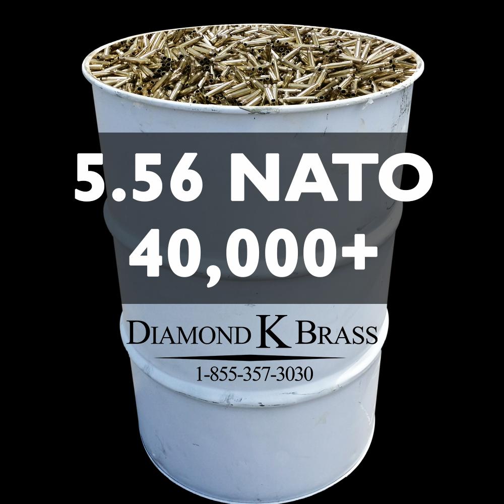 5.56 NATO Gal. 40,000+