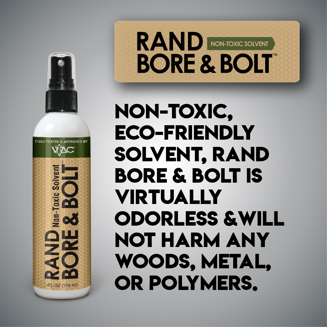 RAND Bore & Bolt - Non-Toxic Solvent 4 oz.
