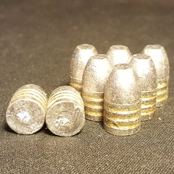 .45-70 (.458) 290gr Flat Nose 100 ct.