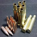 .308 WIN + NEW NOSLER .308 Cal 168 GR Hollow Point Boat Tail Projectiles 100+