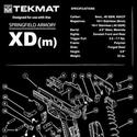 Handgun TEKMAT