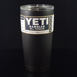 20 oz TUMBLER (1) - BLACK