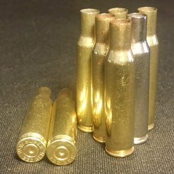 .222 REM R-P Certified Once-Fired Brass 50 ct.