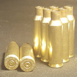 .300 REM SA ULTRA MAG R-P Certified Once-Fired Brass 25 ct.