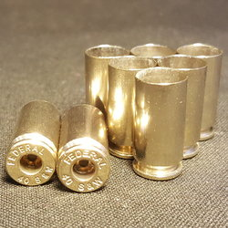 .40 S&W NICKEL Processed - TOP BRASS - 500+