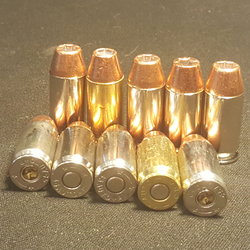 .45 ACP Hollow Point Tear Downs