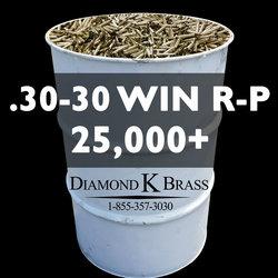 .30-30 Win R-P 55 Gal. 25,000+