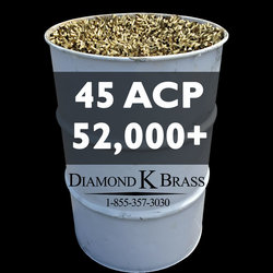 .45 ACP 55 GAL. 52,000+