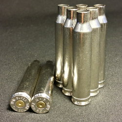 7MM REMINGTON MAGNUM Nickel 25 ct.