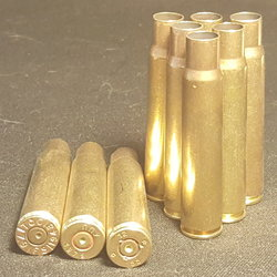 308 (7 62X51) WIN MILITARY Fired Brass From DKB 500 ct