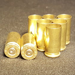 9MM Luger R-P Certified Once-Fired Brass 500+